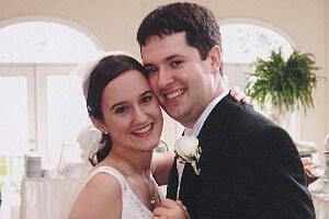 Lauren & Sean Married!