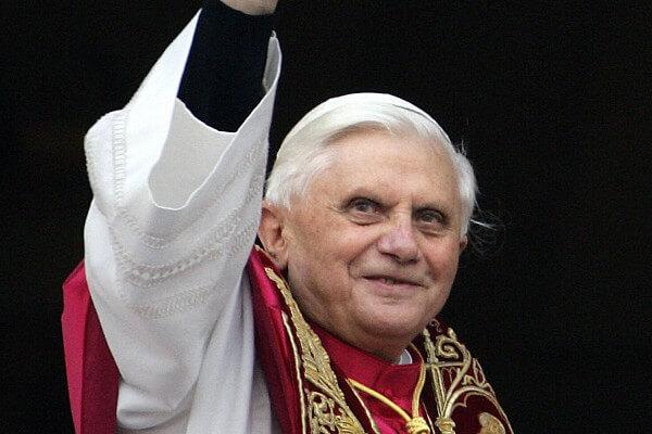 Habemus Papam! Benedict XVI