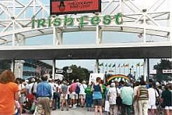 The Grandest Irish Festival Of All