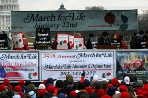 Three Days & Two Nights: A Travel Journal From The March For Life
