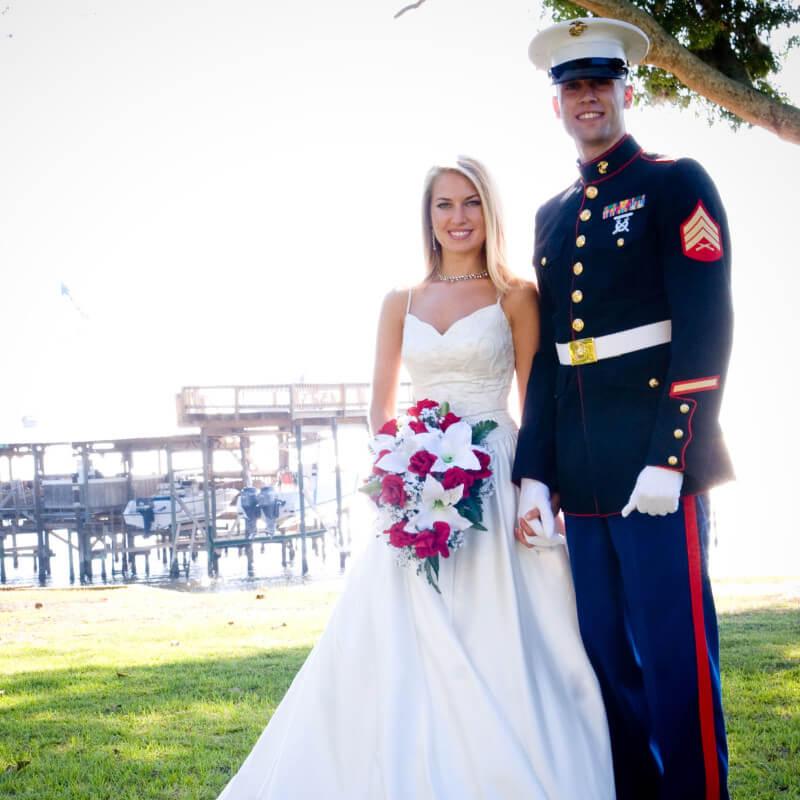 Marriage brought true joy