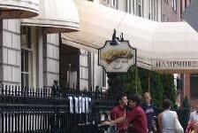 A Friendly Boston Pub