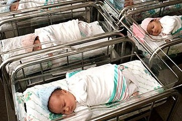 Recession pushes U.S. birth rate to new low