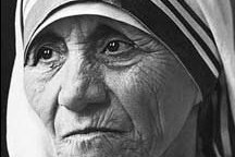 As war wages on, calling on Mother Teresa