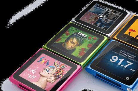 Apple unveils new iPod nano
