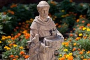 Catholic singles remember St. Francis of Assisi today, his feast day