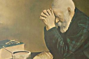 Our sense of God's existence is linked to our fidelity to prayer, writes Fr. Ron Rolheiser.