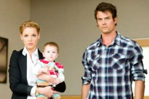 Katherine Heigl and Josh Duhamel star in a movie about family (not marriage).