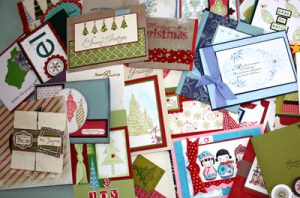 Christmas cards represent more than the year's achievements.