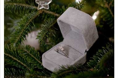 Many women will find engagement rings under the tree this holiday season.