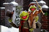 A singles Christmas carol, not unlike the Muppets