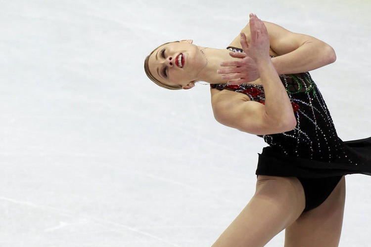 Two days after her mother died, Joannie Rochette skated her best short performance of the season – in the Olympics.