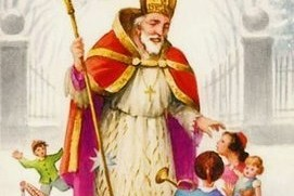What is st nick the patron saint of