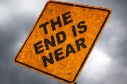 The end is near? Advent and doomsday readings.