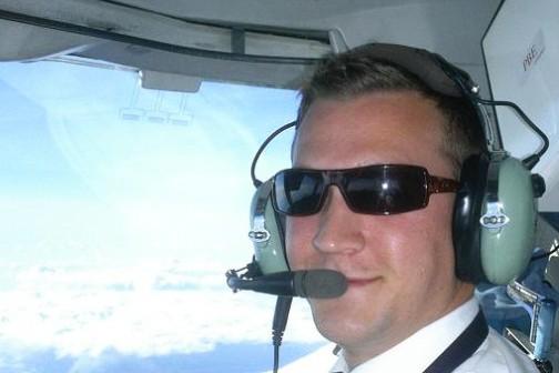 Kurt, a pilot from Albuquerque, is seeking his wife on CatholicMatch.com.