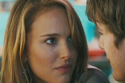 "Natalie Portman and Ashton Kutcher star in ""No Strings Attached"""