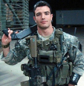 The late Sgt. Roberto Sanchez, whose picture was used in a Facebook hoax