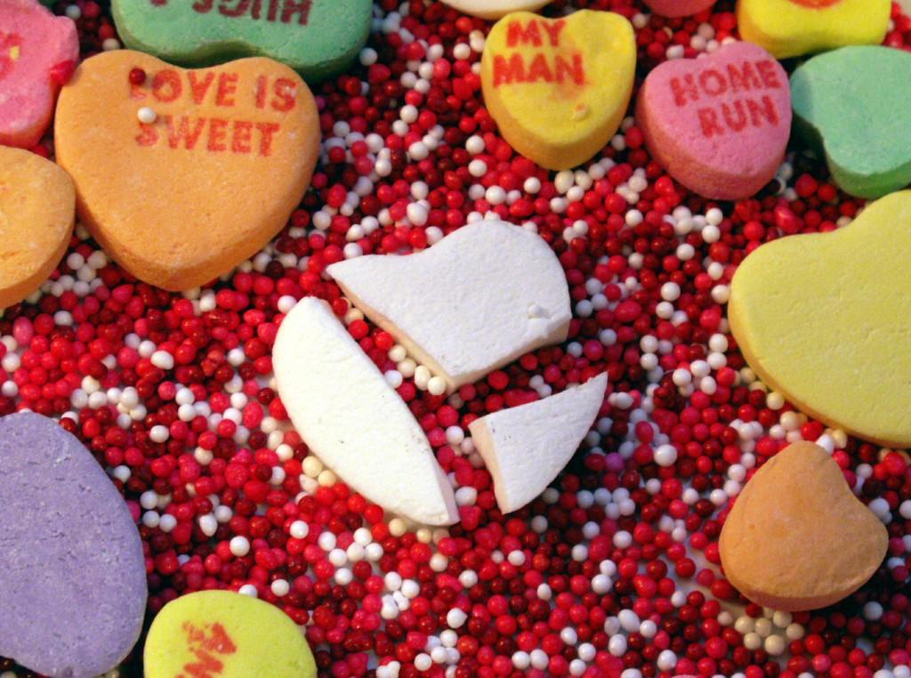 Heal your broken heart before Valentine's Day