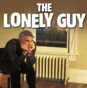 "Steve Martin, ""The Lonely Guy"" On Valentine's Day"