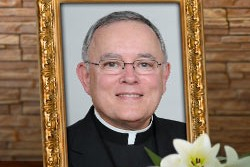 Archbishop Chaput of Denver wrote an Easter message exclusively for CatholicMatch.com