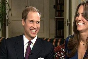 The Archbishop of Canterbury praised Prince William and Kate.