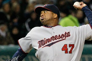 Francisco Liriano's no-hitter in Chicago last night is the first of the MLB season