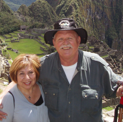 A lifetime of service to others helped Ana and Robert prepare for each other.