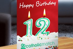 CatholicMatch.com turns 12 today