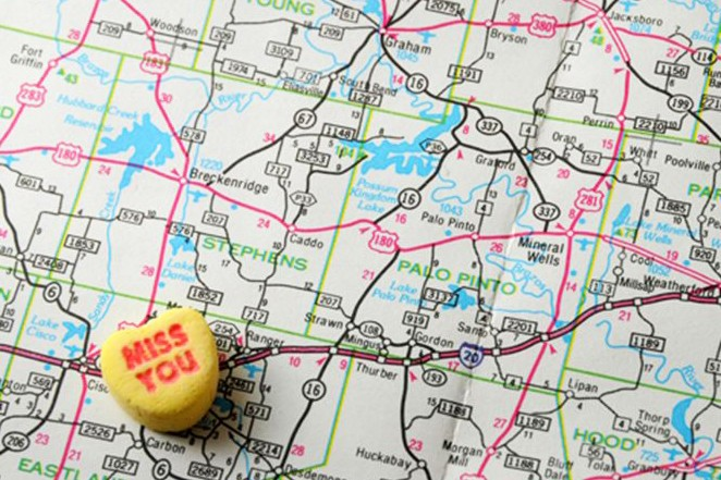 Don't rule out long-distance relationships!