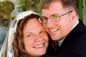 It was the 54-day rosary novena that brought Maria and Ed together.