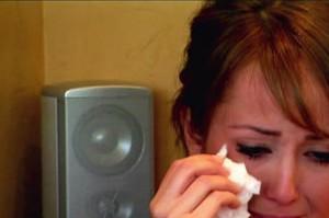 Bachelorette Ashley Hebert was heartbroken when Bentley left