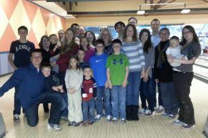bowling-family