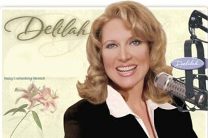 Delilah offers advice to the divorced and widowed