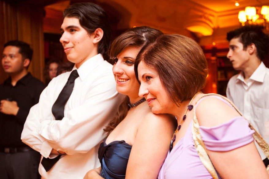 Widow at a wedding: on rediscovering joy