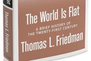 The World Is Flat: Thomas Friedman understands online dating