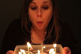 Jessica Zimanske is celebrating one year as a CM blogger.