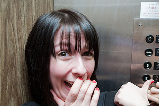 An elevator epiphany: You never know what adventure awaits!
