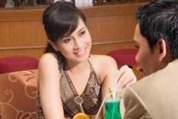 Enjoy your first date -- no sex, no pressure