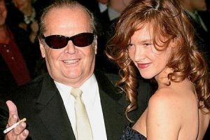 Jack Nicholson has a reputation for dating younger women