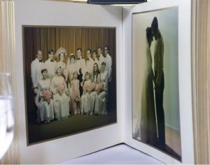 The widow's dilemma: Show the old wedding album?