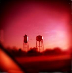 Erik took this picture on his roadtrip