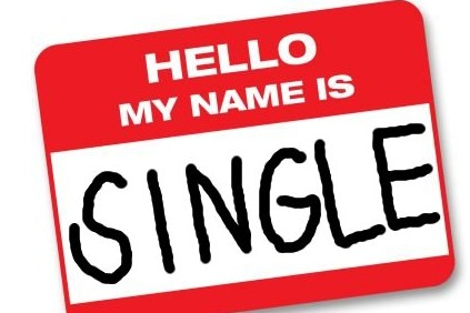 If you're single, at least you're not with the wrong person.