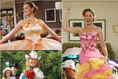 27 Dresses? Katherine Heigl and I know how to be a good bridesmaid.