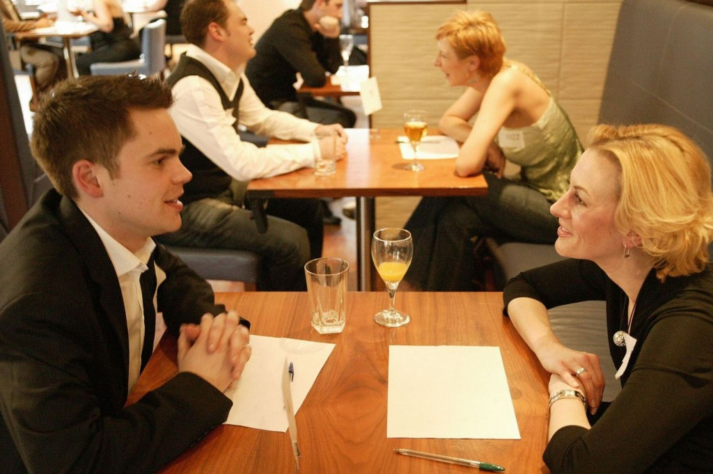 geography speed dating