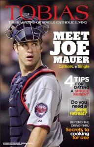 Joe Mauer, cover boy