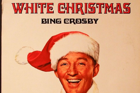 "Bing Crosby's legendary ""White Christmas"" record"