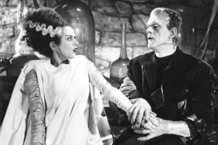 "Will you be watching the ""Bride of Frankenstein"" this Halloween?"