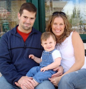 Peter & Stephanie Wood met on CatholicMatch and are raising a family in Bristow, Virginia