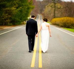 bride groom BACK better