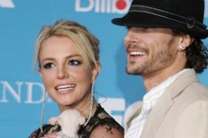 Britney Spears and Kevin Federline married, had two sons and then divorced